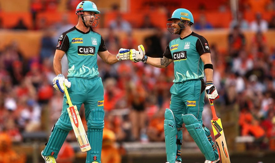 BBL 2019-20: Match 18, Brisbane Heat vs Perth Scorchers: Dream11 Fantasy Cricket Tips